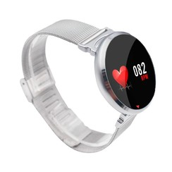 Parya Smart Watch PP69- Stainless steel