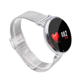 Parya Official  Parya Smart Watch PP69- Stainless steel