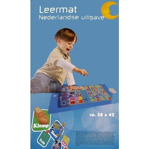 Superleuke leermat in tabletvorm voor kinderen