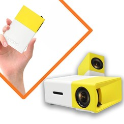 Parya - Mini LCD High Definition Projector