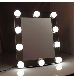 Parya Official  Dimbare Vanity mirror LED