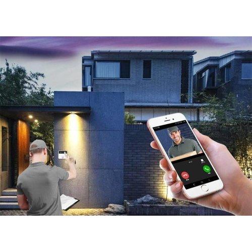 Smart WiFi HD Camera Deurbel