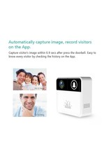 Parya Smart WiFi HD Camera Deurbel