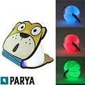 Parya led boek voor kinderen