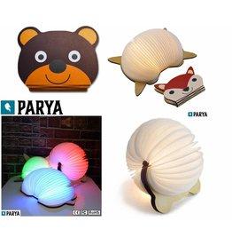 Parya Official  Parya Led boek voor kinderen