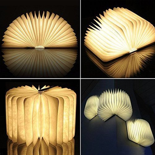 Parya Official - Foldable Book Lamp