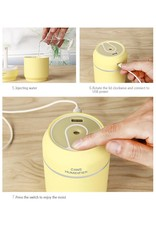 Parya Official  Mini Can aroma diffuser
