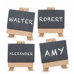 Chalkboard name marker set (9-piece)