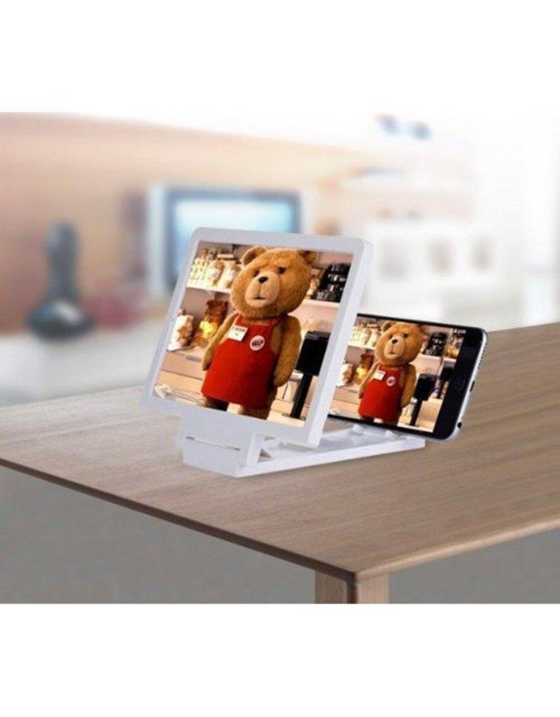 Optische vergrootglas voor je smartphone