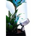 LED garden lamp - Silver