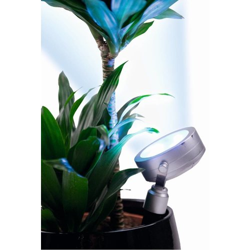 LED-tuinlamp - Zilver