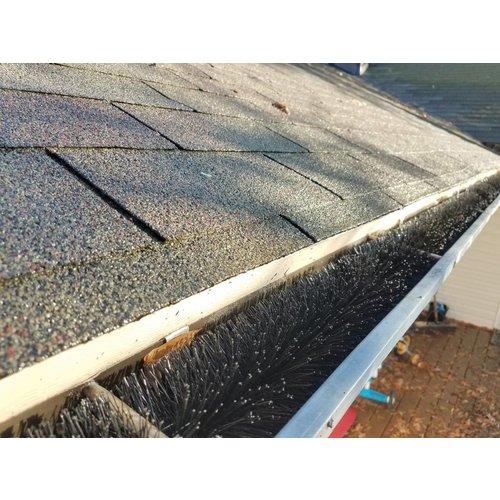Kinzo Roof gutter protector 4M