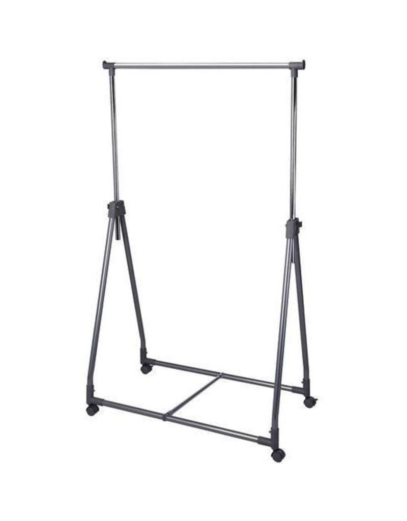 alveru Clothes rack on 4 wheels