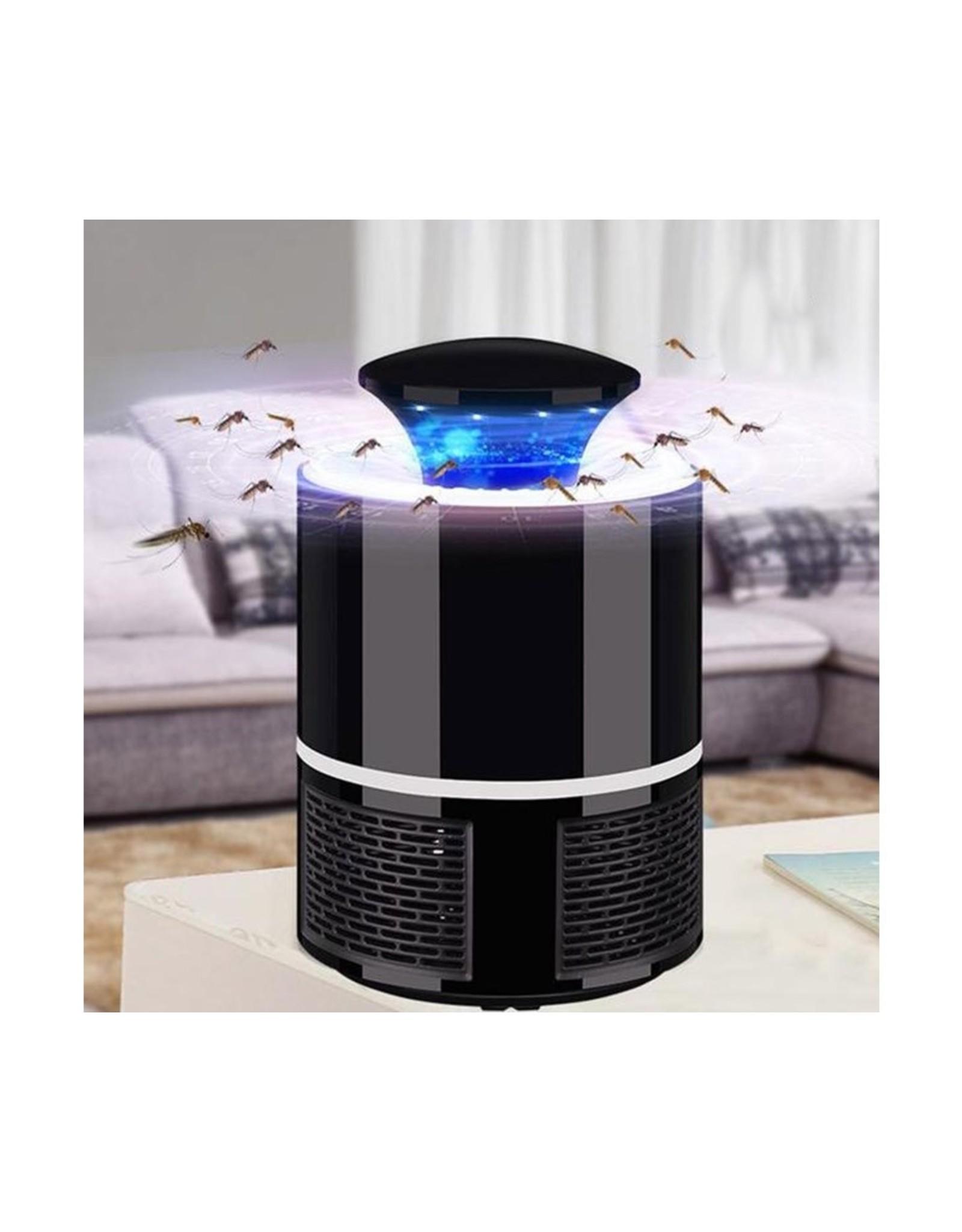 Parya Official  Elektrische Muggenvanger - Lokt Muggen En Zuigt Ze Op!