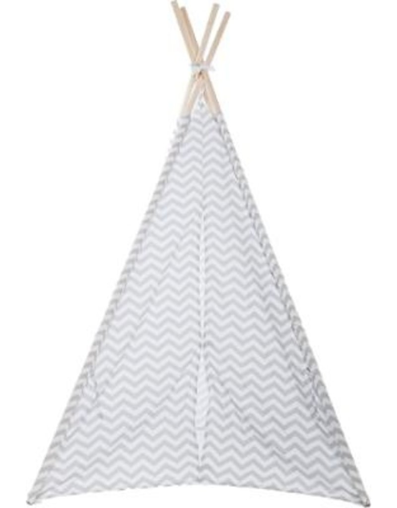 Deco teepee for children 160CM - Grey
