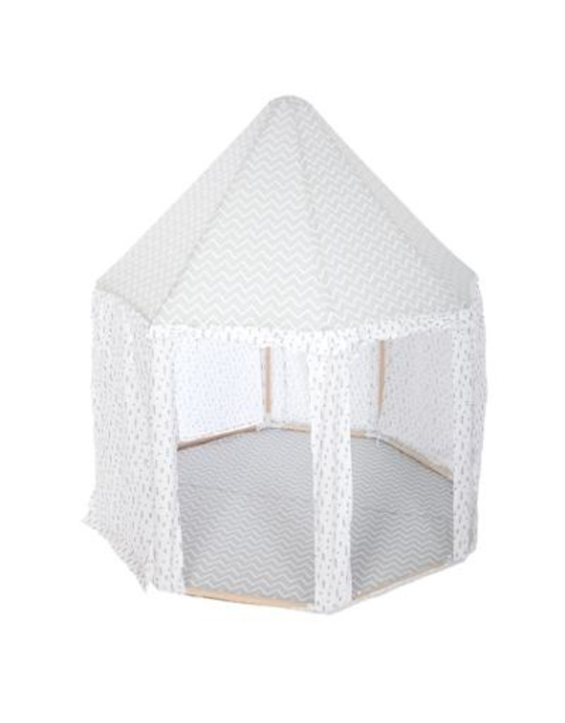 Children Deco play tent 140CM - Grey