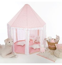 Kids Deco play tent 140CM - Pink