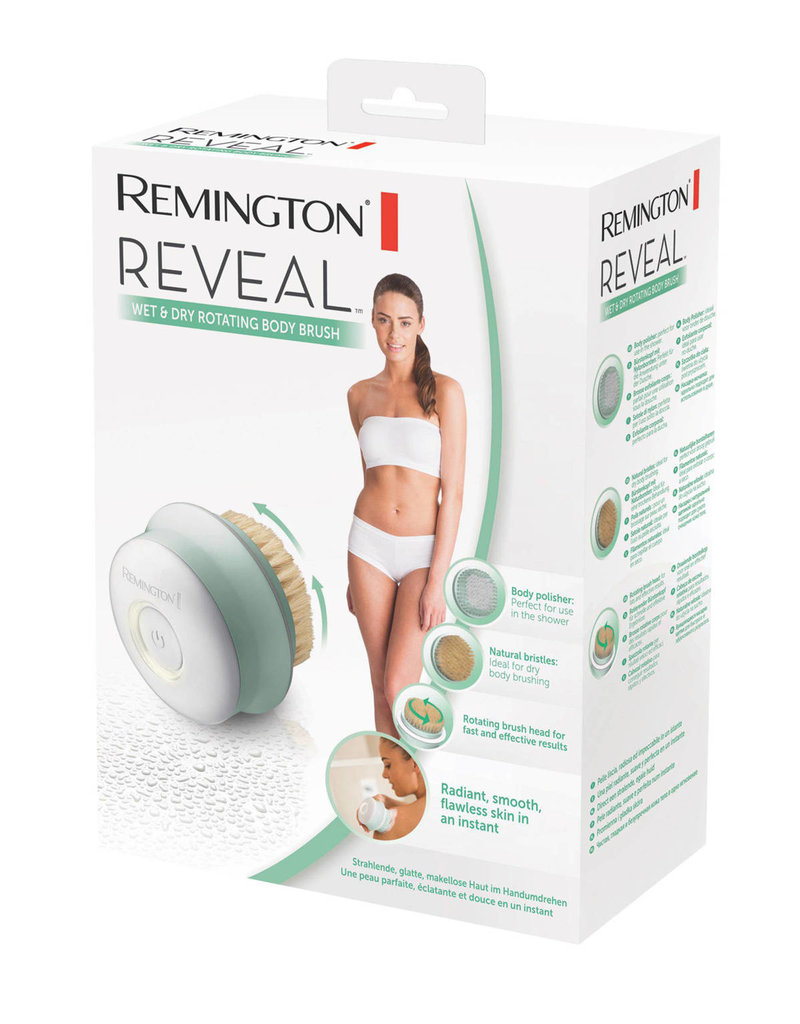 Remington Remington gezichtsreinigingsborstel BB1000 REVEAL Body Brush
