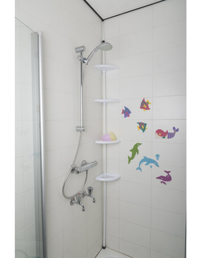 Bath & Shower Telescopisch badkamerrek