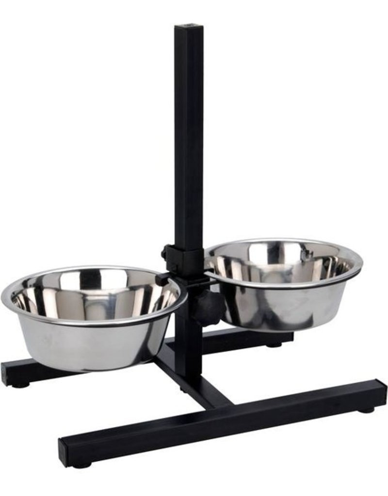 alveru Dog food bowl set 2x 1800 ml