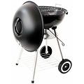 Koepel-barbecue op wielen