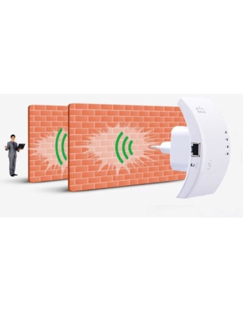 Parya Official  Wifi repeater - Signal Amplifier - Range Extender