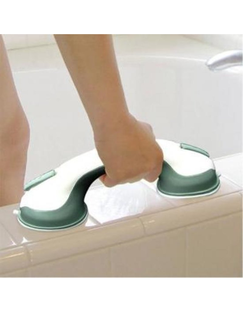 Badkamer handgreep met zuignap