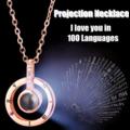 Ketting met projectie (I love you)
