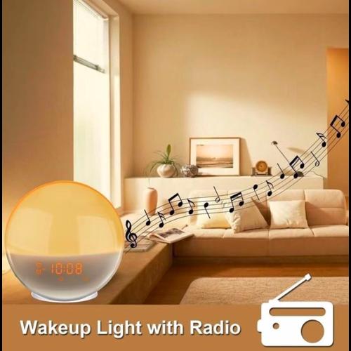 Parya Wake up light (NEW)