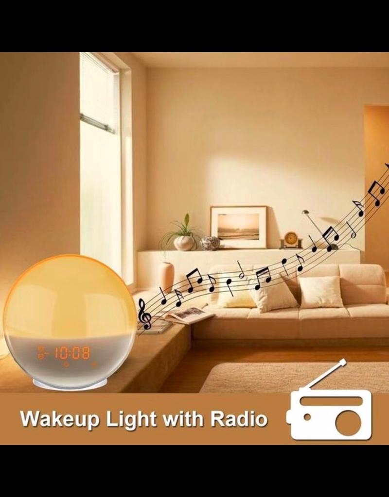 Parya Official  Parya Wake up light (NIEUW)