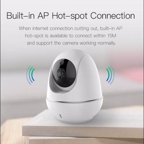 Parya Official - IP Camera - Egg