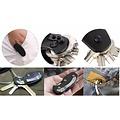 Key holder - For multiple keys - Black