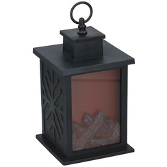 Fire simulation lantern