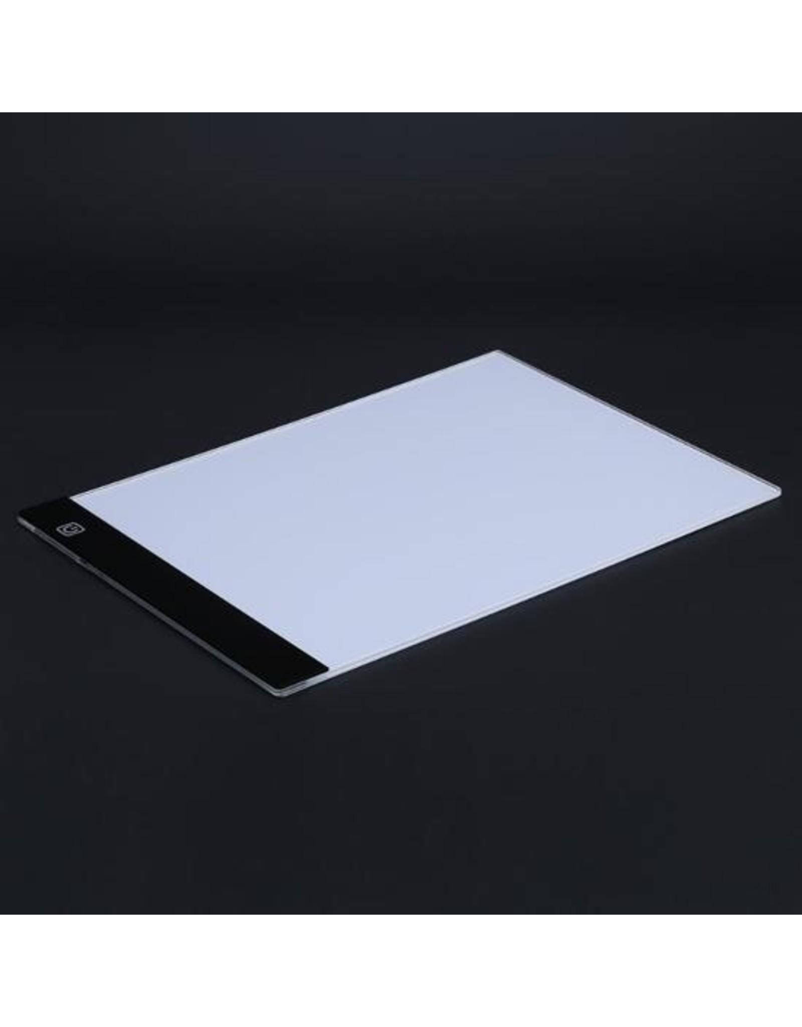 Merkloos Diamond Painting LED-Bord A4 / Lightpad / LED Lichtbak / Tekentafel