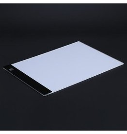Merkloos Diamond Painting LED-Bord A4 / Lightpad / LED Lichtbak / Tekentafel