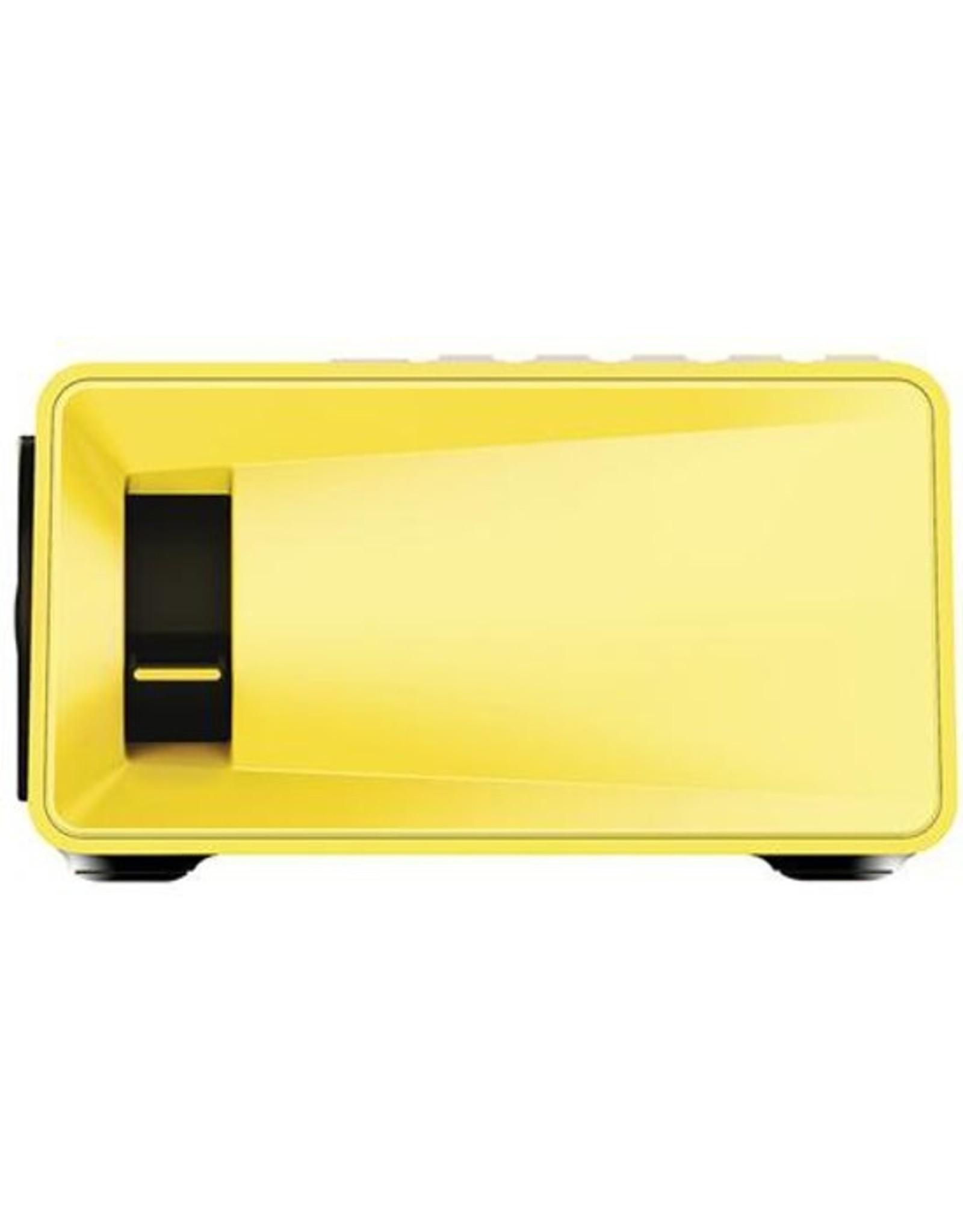 Parya Official  Mini Beamer - Full HD - 1080P