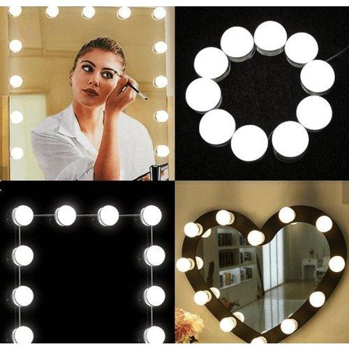 Hollywood mirror lights - LED
