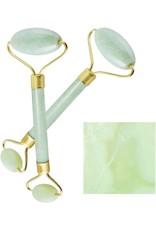 Merkloos Jade roller - gezicht massage