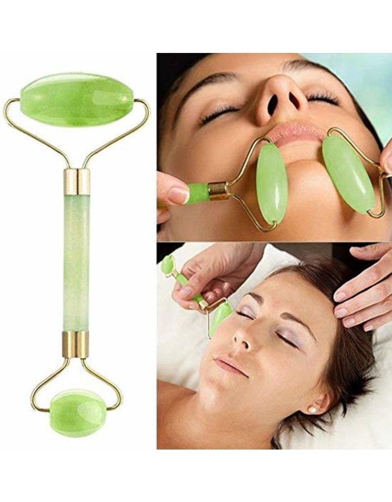 Jade roller - gezicht massage