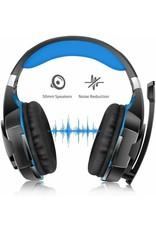Kotion Each G2000 - Gaming Headset - Zwart/Blauw