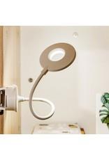 Merkloos LED Bureaulamp - met klem