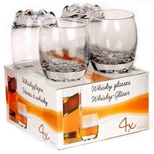 Chique 5-delige Whiskey set