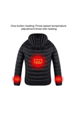 Parya Official   Electrically heated jacket (by USB)