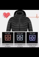 Parya Official  Elektrisch verwarmde jas (via USB)