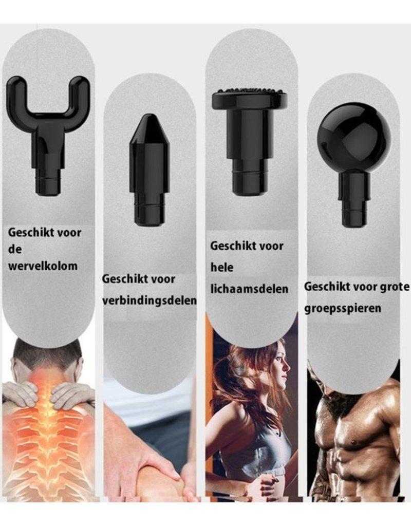 Parya Official  Extra Sterk Massage Gun
