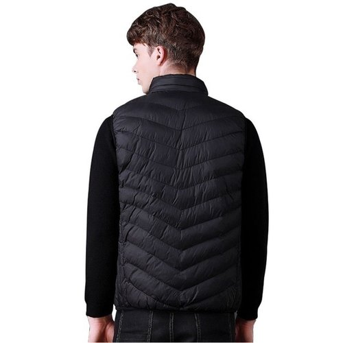 Electrically heated vest (by USB)