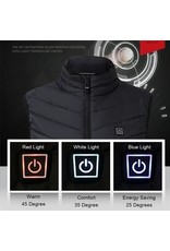 Parya Official   Electrically heated vest (by USB)