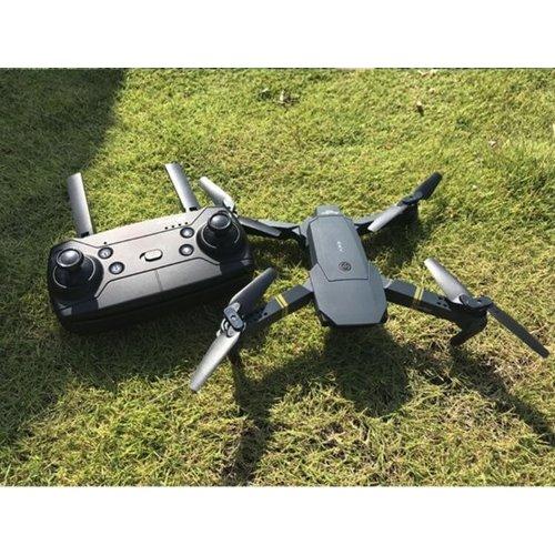 Wifi drone met camera- FPV Drone - Black
