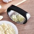 Garlic press and ginger press