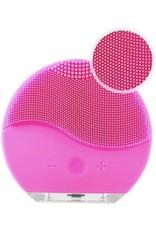 Merkloos Gezicht Reinigingsborstel Elektrische Trillingen Massage Borstel